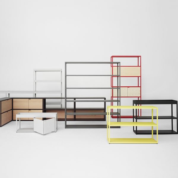 Shelving All Types