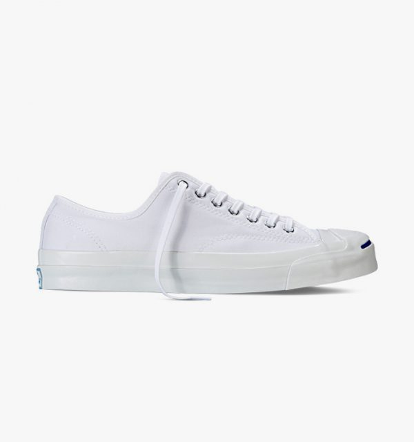 Summer white shoes