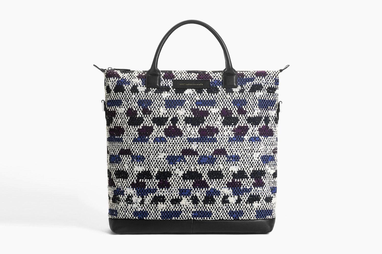 Fabric Bag - Blue